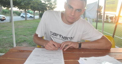 Boca pronta a sbarcare nell'Under 19 con il civitanovese Mirko Baleani